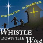 Logo for Whistle Down the Wind