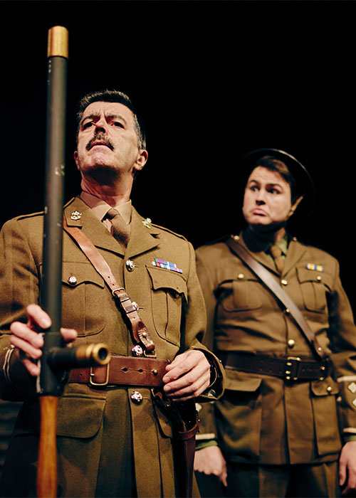 Blackadder Goes Forth Costumes. ww1 period uniforms