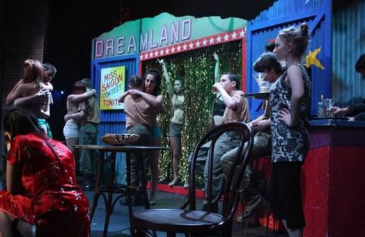 Dreamland bar in Saigon in Miss Saigon